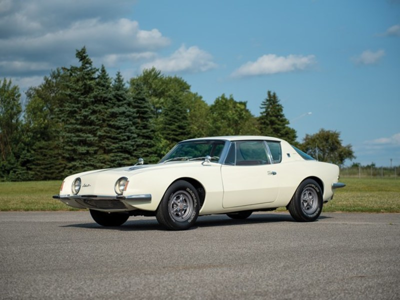 Hagerty Car Value >> 1963 Studebaker Avanti Values Hagerty Valuation Tool