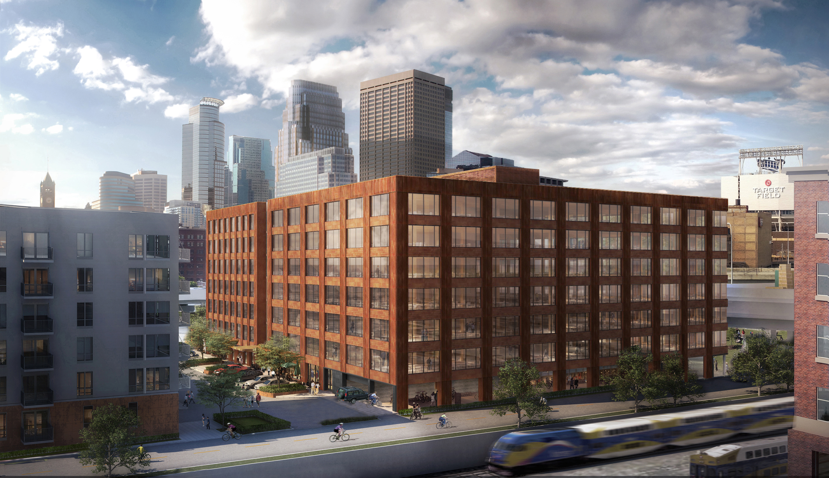Construction Underway on Next-Generation Office Property