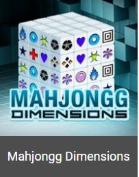 Mahjongg Dimensions