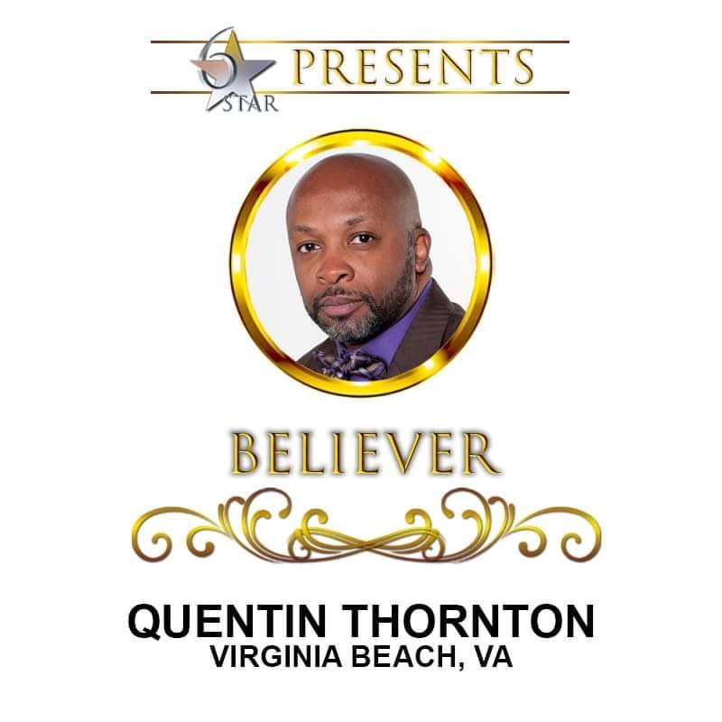 Quentin  Thornton Sr