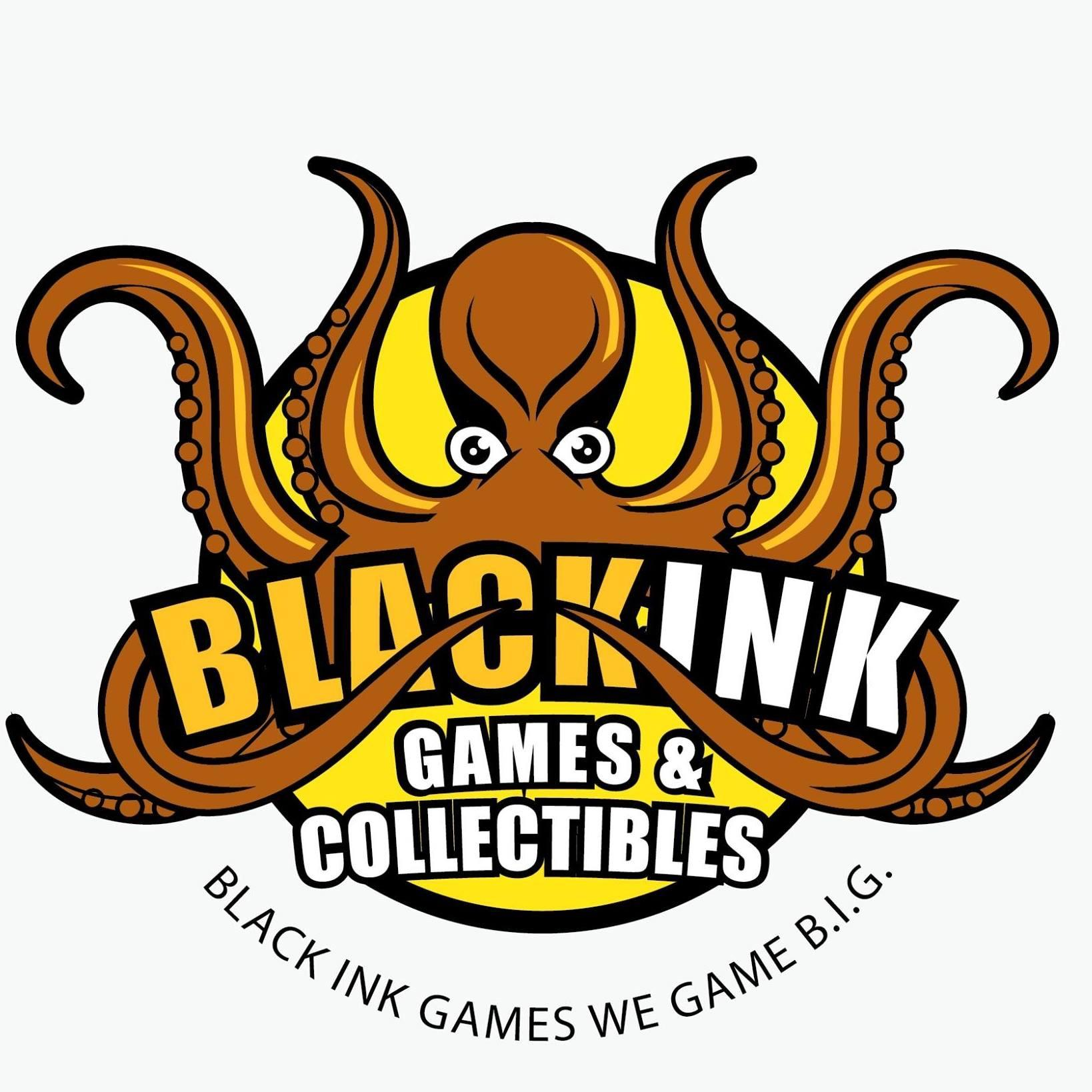 Black Ink Games & Collectibles