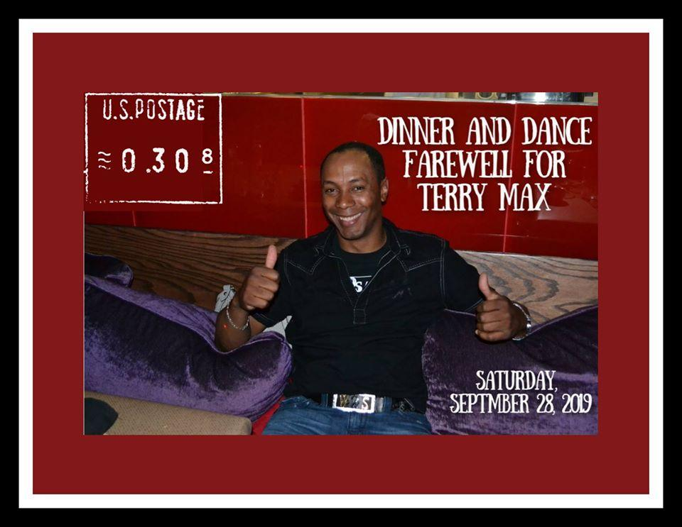Dinner and Latin Dance Farewell for Terry Max
