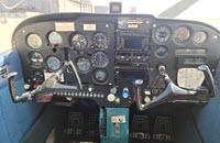 N7909N Instrument panel
