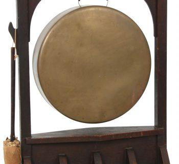 Early Gustav Stickley Dinner Gong