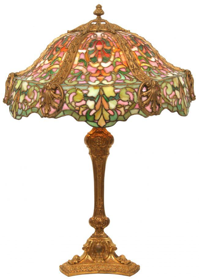 Duffner & Kimberly Louis XIII Table Lamp