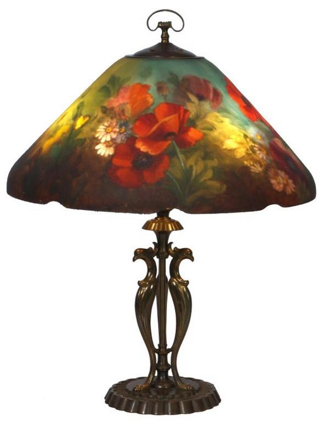 Handel Poppy Table Lamp