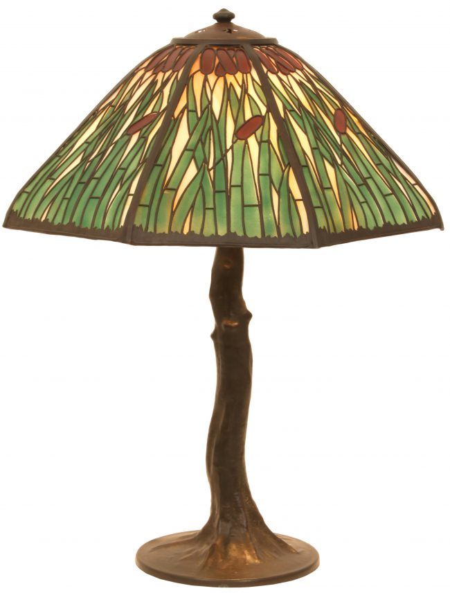 Handel Cattail Table Lamp