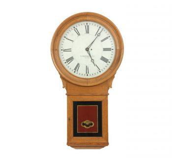E. Howard No. 70-24 Wall Regulator Clock