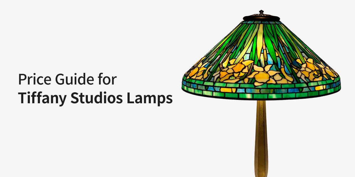 price guide for Tiffany Studios Lamps