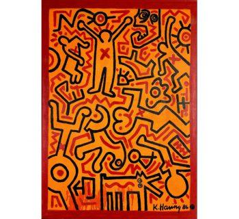 EJ's Keith Haring