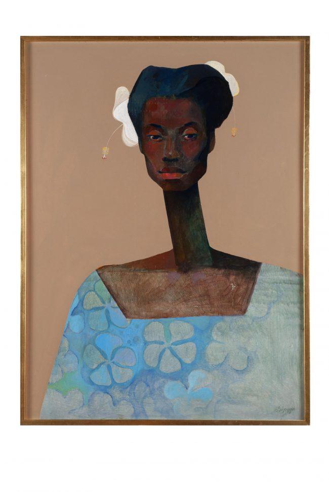 BERNARD SEJOURNE (HAITI, 1947 - 1994)