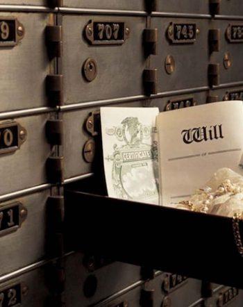 Deposit Box Auctions