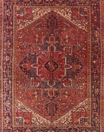 Persian Heriz Room Rug