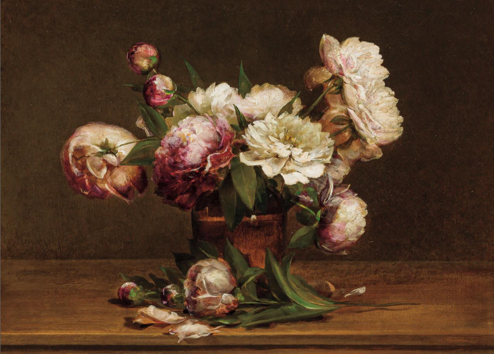 Still Life painting by CHARLES ETHAN PORTER