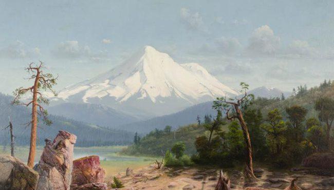 William Samuel Parrett Painting
