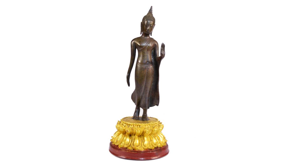 Sukhothai Buddhist sculptures