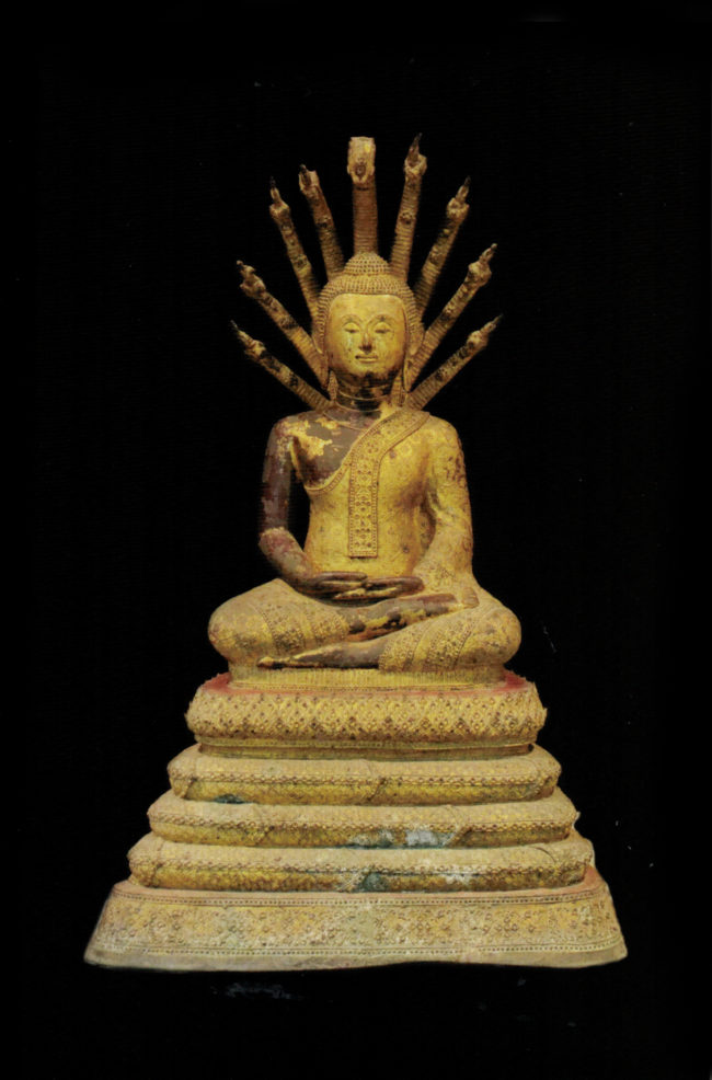 Thai Buddhist sculptures