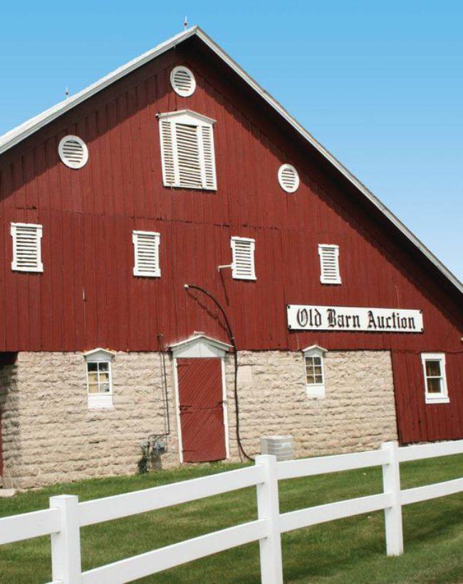 Old Barn Auction Premises