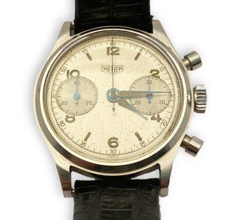 Heuer Chronograph   Vintage e contemporary watch auction