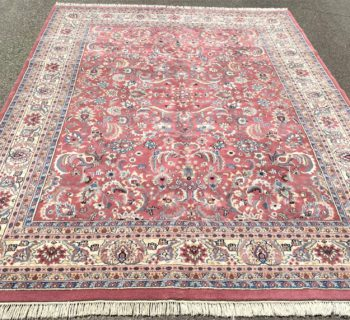 MAHAL HAND KNOTTED RUG – 8.3 x 10.6