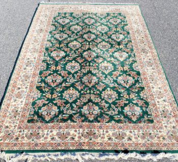 TABRIZ HAND KNOTTED RUG – 6.0 x 8.7