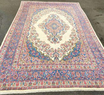 PALACE SIZED PERSIAN KERMAN HAND KNOTTED RUG – 10.0 x 17.2
