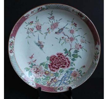 Chinees bord Qianlong periode