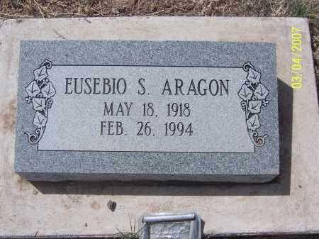 ARAGON, EUSEBIO S. - Apache County, Arizona   EUSEBIO S. ARAGON - Arizona Gravestone Photos