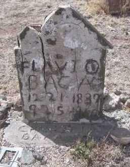 BACA, FLAVIO - Apache County, Arizona | FLAVIO BACA - Arizona Gravestone Photos