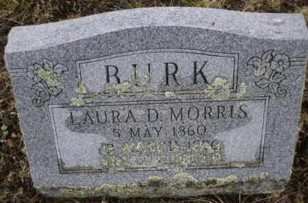BURK, LAURA D. - Apache County, Arizona | LAURA D. BURK - Arizona Gravestone Photos