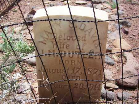 BUTLER, MARY S - Apache County, Arizona | MARY S BUTLER - Arizona Gravestone Photos