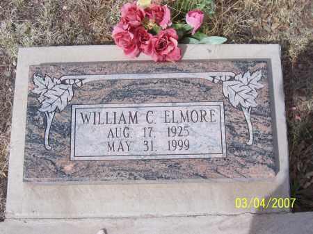 ELMORE, WILLIAM C. - Apache County, Arizona | WILLIAM C. ELMORE - Arizona Gravestone Photos