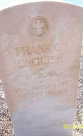 ENGILSH, FRANK C. - Apache County, Arizona   FRANK C. ENGILSH - Arizona Gravestone Photos