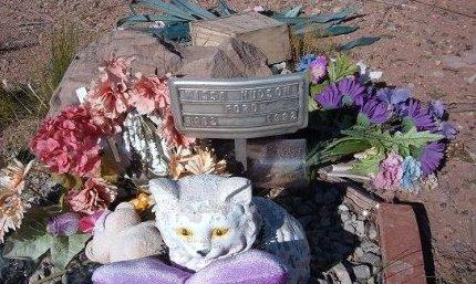 FORD, KISSA HUDSON - Apache County, Arizona | KISSA HUDSON FORD - Arizona Gravestone Photos