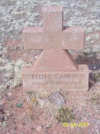 GARCIA, FELIPE - Apache County, Arizona   FELIPE GARCIA - Arizona Gravestone Photos