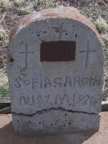 GARCIA, SOFIA - Apache County, Arizona | SOFIA GARCIA - Arizona Gravestone Photos