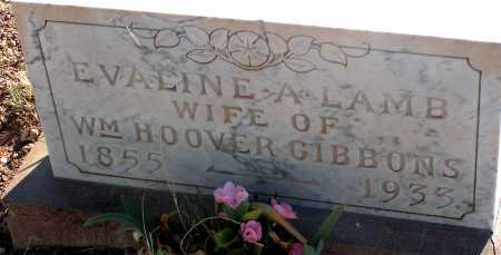 GIBBONS, EVALINE A. - Apache County, Arizona | EVALINE A. GIBBONS - Arizona Gravestone Photos