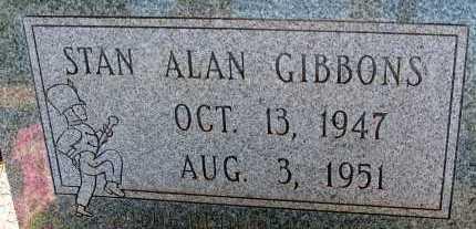 GIBBONS, STAN ALAN - Apache County, Arizona   STAN ALAN GIBBONS - Arizona Gravestone Photos