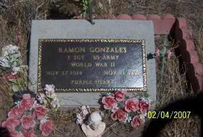 GONZALES, RAMON - Apache County, Arizona | RAMON GONZALES - Arizona Gravestone Photos