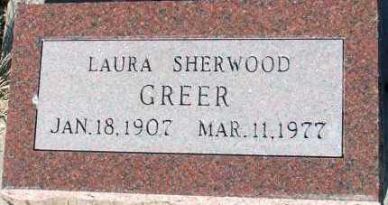 GREER, LAURA - Apache County, Arizona   LAURA GREER - Arizona Gravestone Photos