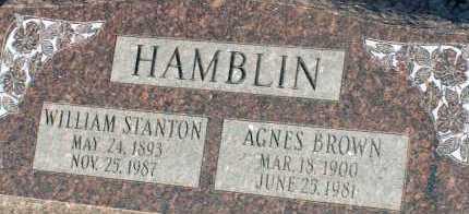 HAMBLIN, AGNES - Apache County, Arizona | AGNES HAMBLIN - Arizona Gravestone Photos