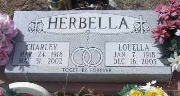 HERBELLA, CHARLEY - Apache County, Arizona | CHARLEY HERBELLA - Arizona Gravestone Photos