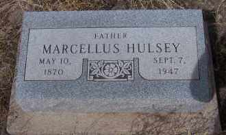HULSEY, MARCELLUS - Apache County, Arizona | MARCELLUS HULSEY - Arizona Gravestone Photos