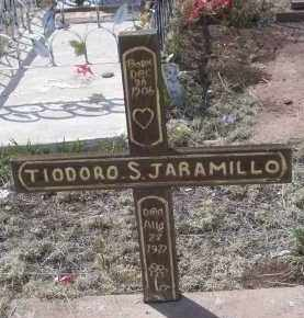 JARMILLO, TIODORO S. - Apache County, Arizona   TIODORO S. JARMILLO - Arizona Gravestone Photos