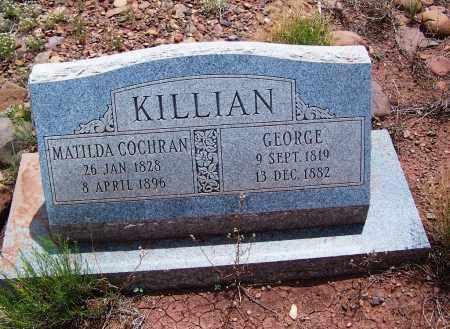 KILLIAN, MATILDA - Apache County, Arizona | MATILDA KILLIAN - Arizona Gravestone Photos