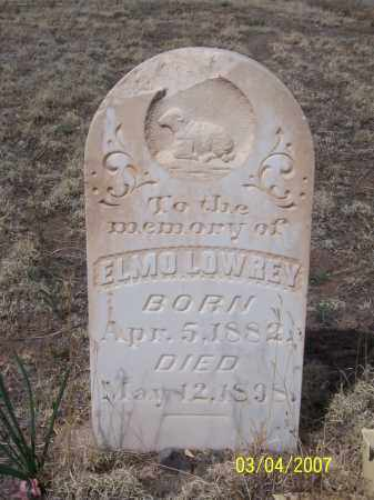LOWERY, ELMO - Apache County, Arizona | ELMO LOWERY - Arizona Gravestone Photos