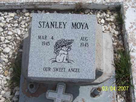 MOYA, STANLEY - Apache County, Arizona | STANLEY MOYA - Arizona Gravestone Photos