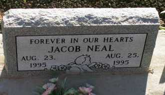 NEAL, JACOB - Apache County, Arizona | JACOB NEAL - Arizona Gravestone Photos