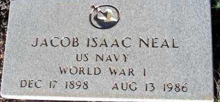 NEAL, JACOB ISAAC - Apache County, Arizona | JACOB ISAAC NEAL - Arizona Gravestone Photos