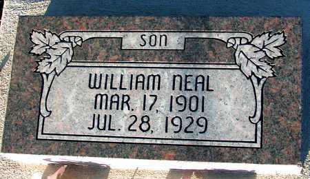 NEAL, WILLIAM - Apache County, Arizona   WILLIAM NEAL - Arizona Gravestone Photos